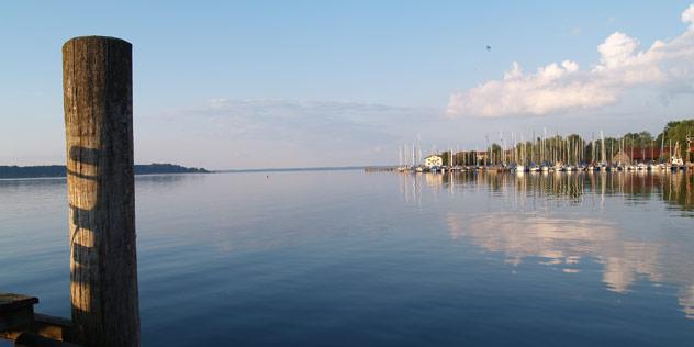 Stiller See,© ELKB / Lutz Neuschwander